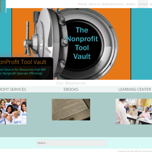 The NonProfit Tool Vault
