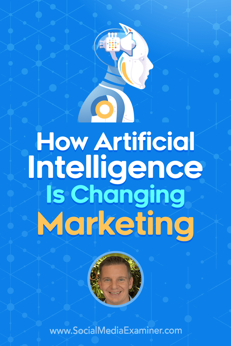 Discover why marketers need to understand artificial intelligence (AI), and find out how it can automate bidding, targeting, and messaging for your ads.