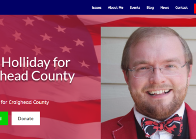 Craighead County Clerk Kade Holliday Campaign