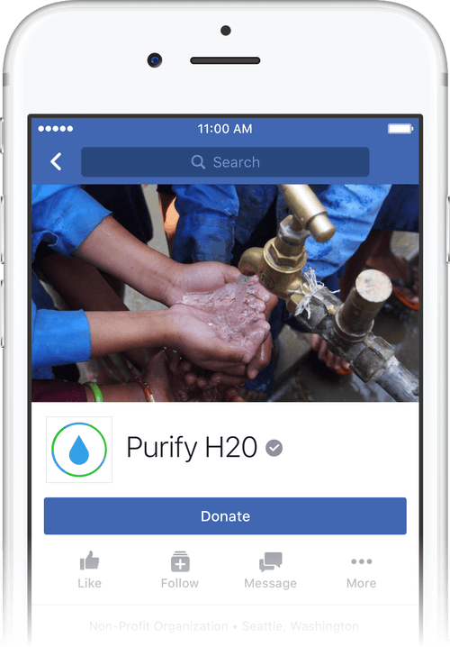 Facebook Fundraising Tools - Social Media Marketing For Nonprofits