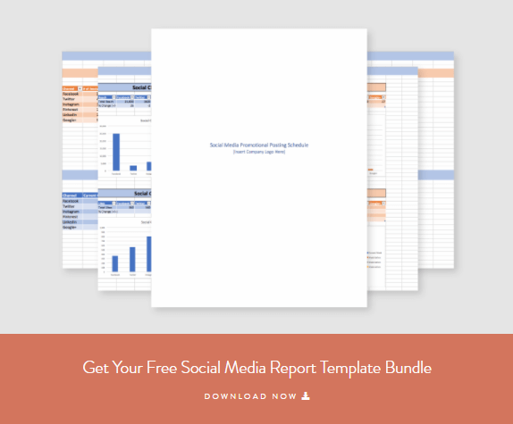 Social Media Report Template - Social Media Marketing For Nonprofits