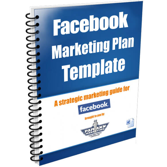 facebook marketing plan template - social media for nonprofits
