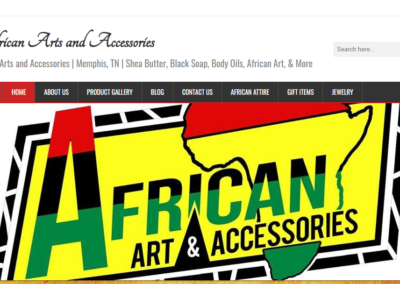 African Art and Accessories