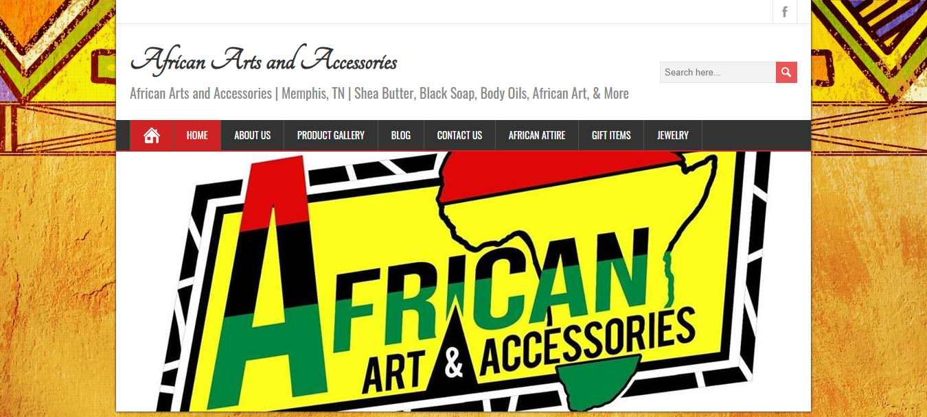 African Arts and Accessories