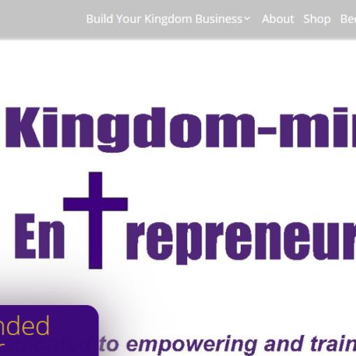 The Kingdom Minded Entrepreneur