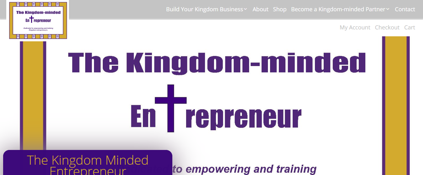 The Kingdom Minded Entrepreneur