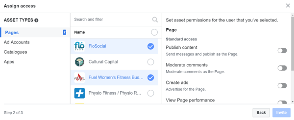 Use Facebook Business Manager, Step 5.