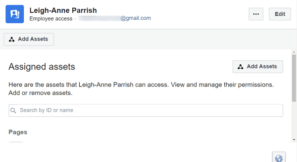 Use Facebook Business Manager, Step 6.