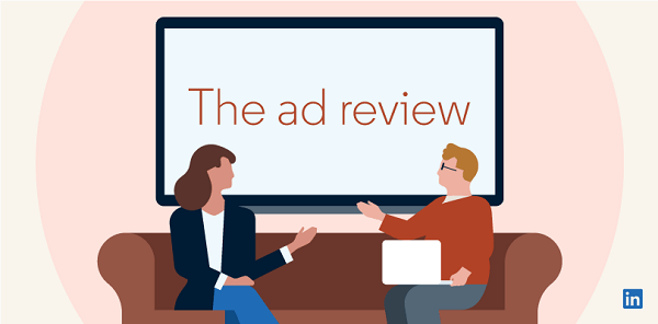 Every month in the LinkedIn Ad Review will shine a spotlight on a top-performing piece of LinkedIn Sponsored Content.