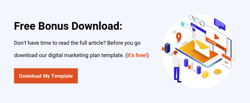 Download Your Digital Marketing Plan Template