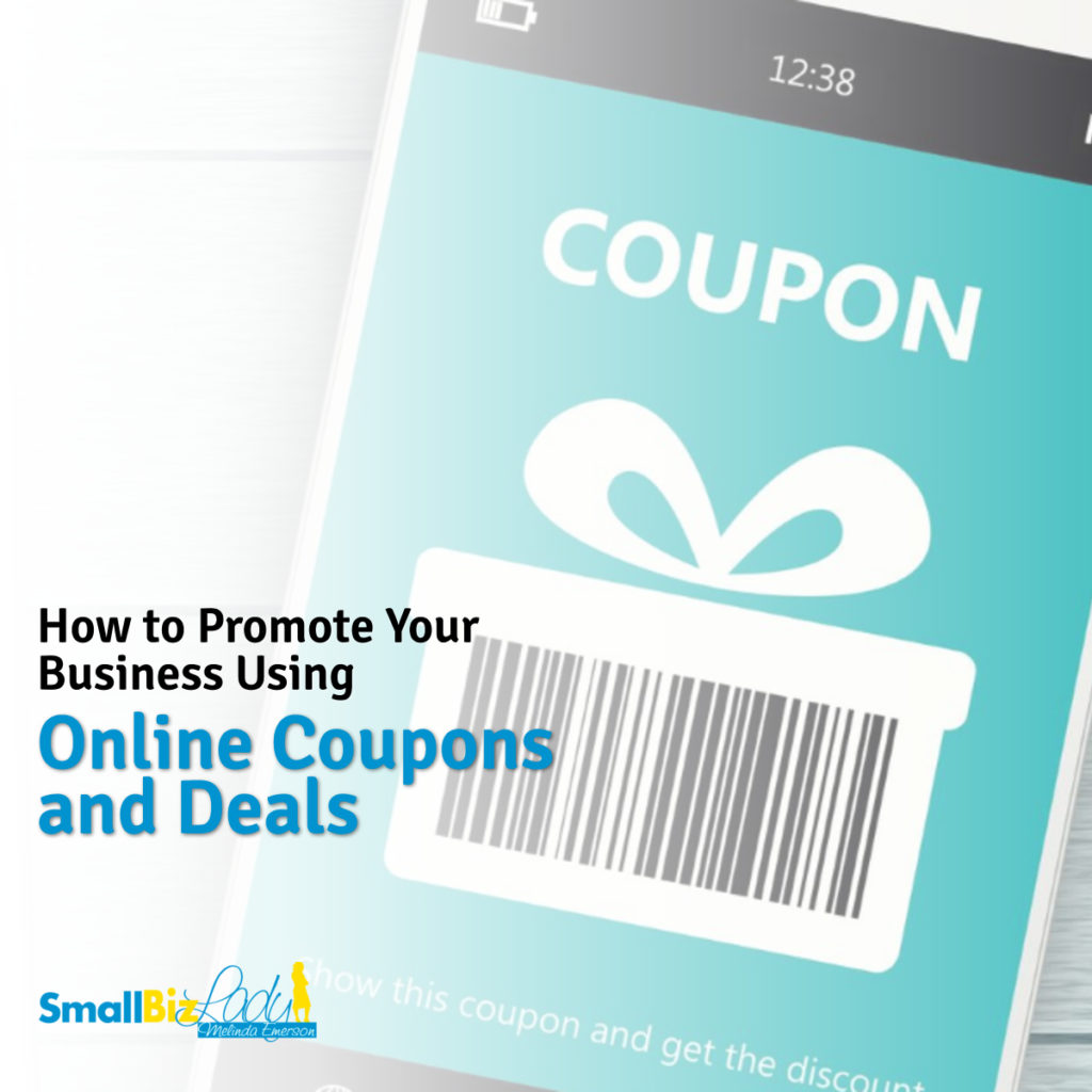 How to Promote Your Business Using Online Coupons and Deals social image