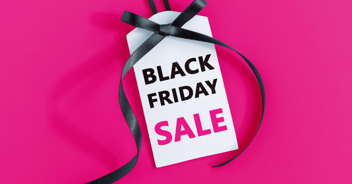 online deals and coupons black friday sale image