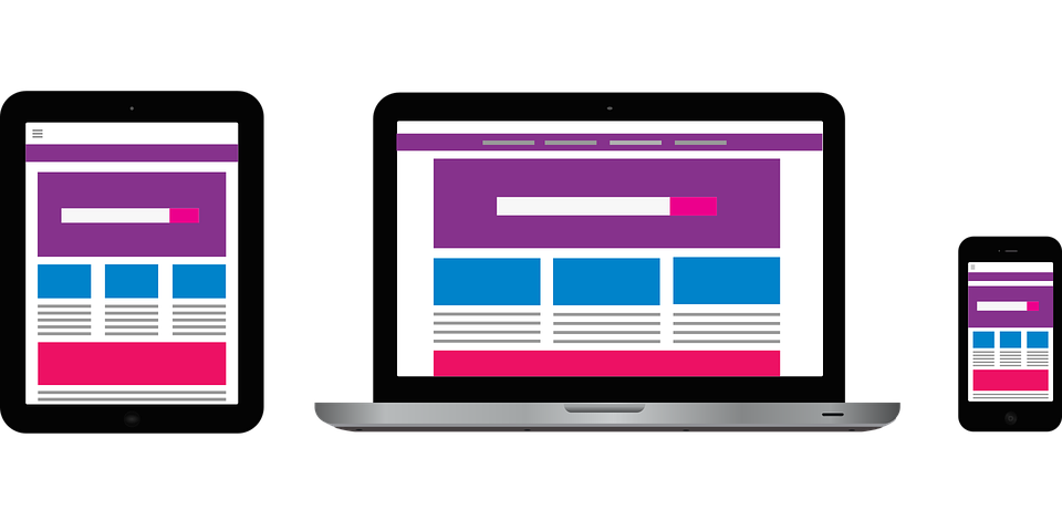 optimize your website multi-device friendly image