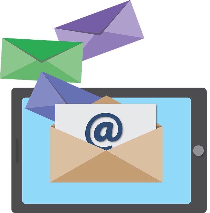 optimize your website email marketing image