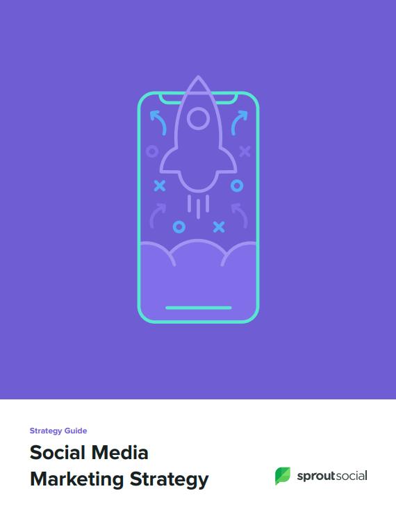 Social Media Strategy Template - Social Media Marketing For Nonprofits (1)
