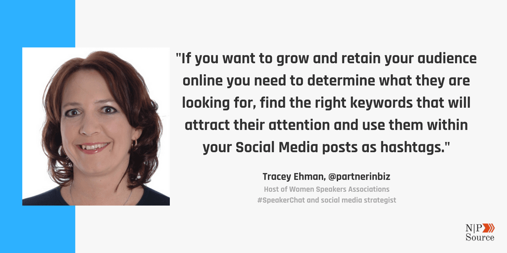 Tracey Ehman - Social Media Marketing For Nonprofits