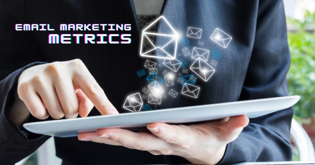 Email Marketing METRICS image