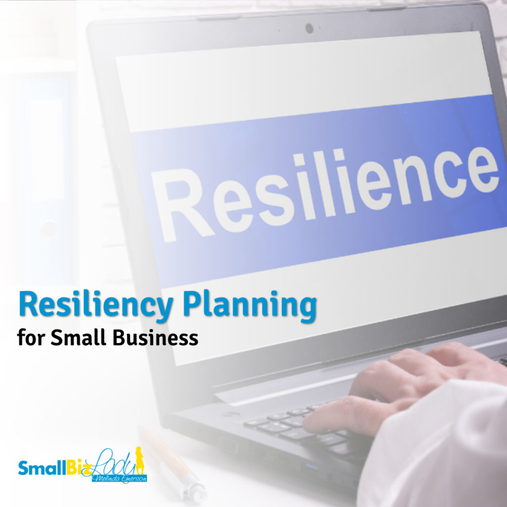 Resiliency Planning for Small Business social image