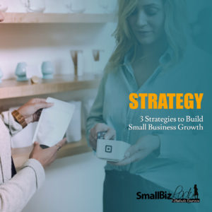 Strategies to boost small business growth