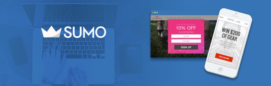 The Sumo WordPress plugin.