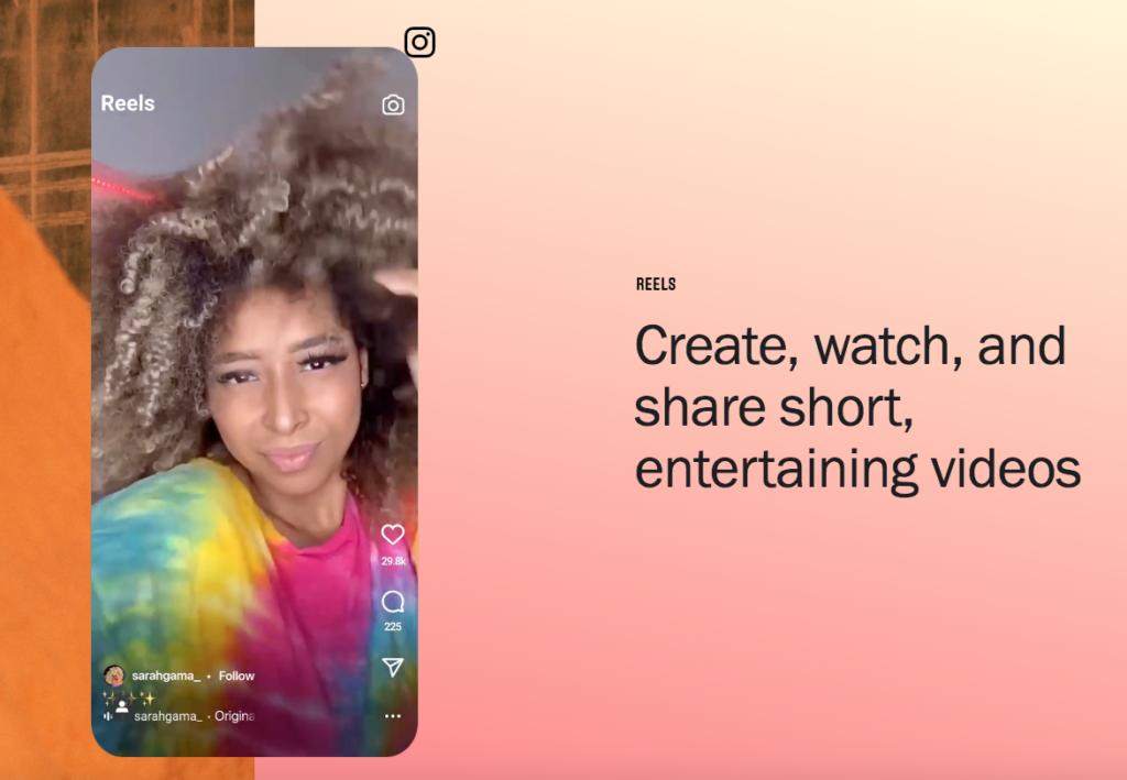 Instagram reels social media schooling