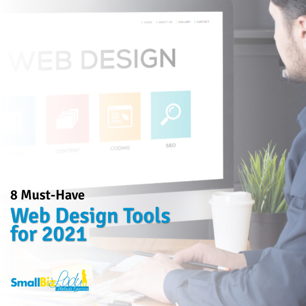 8 Must-Have Web Design Tools for 2021 social image