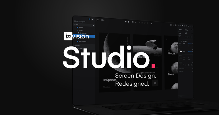 Must-Have Web Design Tools invision image