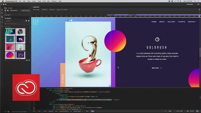 Must-Have Web Design Tools adobe dreamweaver image